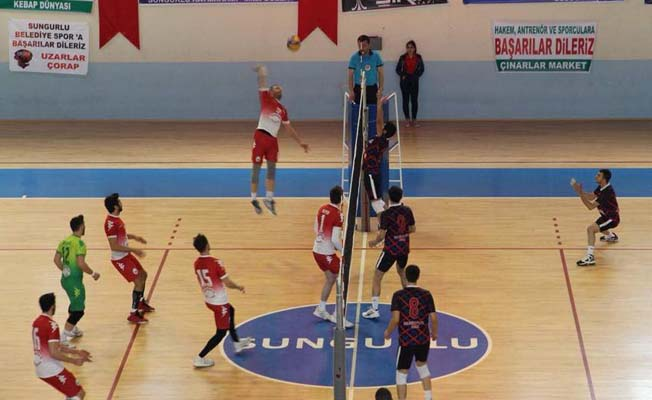 Sungurlu, Play-Off biletini cebine koydu